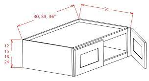 sa w301824 refrigerator wall cabinet