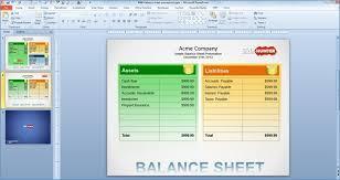 Simple Balance Sheet Template Fresh Simple Balance Sheet Template ...