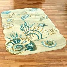 beach themed area rugs bathroom for your ideas regarding rug beach themed rugs