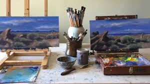 art cl and private painting lessons with brooke walker lich brookepaints com