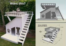 diy dog house construction plan diy projects