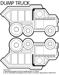 601x762 dump truck box coloring page this could also be used as