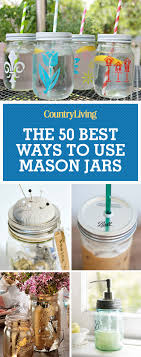 Mason Jar Bathroom Accessories 50 Great Mason Jar Ideas Easy Uses For Mason Jars