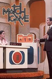 Match Game (TV Series 1973–1990 ...