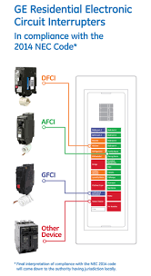 ge 20 amp 1 in single pole afci circuit breaker thql1120afp the ge tl412r1p manual at Ge Powermark Gold Load Center Wiring Diagram