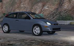 Ford Focus SVT MK1 - GTA5-Mods.com