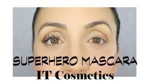 it cosmetics superhero mascara review josephine fusco