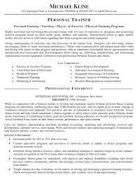 Personal Resume Templates 19 Personal Resume Example Athletic