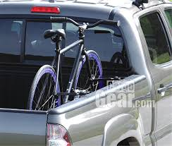 Truck Bed Bike Rack - for C-Channel Track Systems - Inno Racks ...