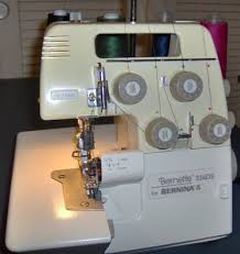 Bernina Serger Sewing Machine
