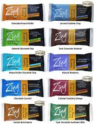 zing bar flavors