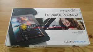 Unboxing: Alcatel One Touch Tab 7 HD ...