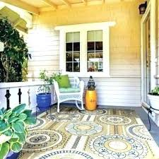 outdoor rugs costco new for patios decide on the appropriate size