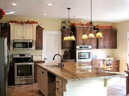 white kitchen island dark brown kitchen cabinet and brown pendant lights appealing granite kitchen countertop design ideas appealing pendant lights kitchen