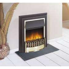 Dimplex Cheriton CHT20LE 2kw freestanding electric fire with LED flame  effect