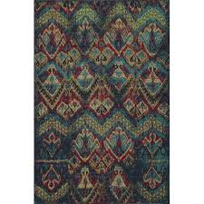 momeni vintage blue ikat rug reviews wayfair
