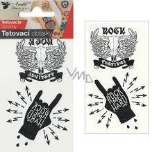 Tetovací Obtisky Rock 105 X 6 Cm