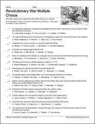 american revolutionary war american revolution  learn about the revolutionary war printables american revolutionary