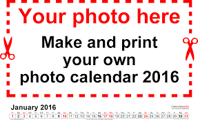 Word S Day Template Photo Calendar 2016 Free Printable Word Templates