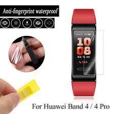 Miếng Dán Bảo Vệ Màn Hình Cho Đồng Hồ Thông Minh Huawei Band 4 / 4 Pro -  Phụ kiện thiết bị đeo thông minh