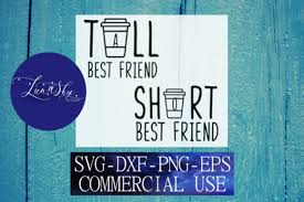 Be sure to check out our website at svgfilesfree.com. Best Friends Tall Best Friend Short Best Friend Graphic By Lunaskysvg Creative Fabrica