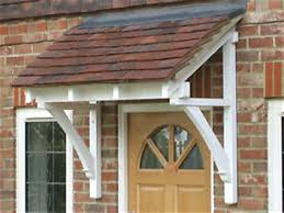 canopy above front door glass canopy front door uk