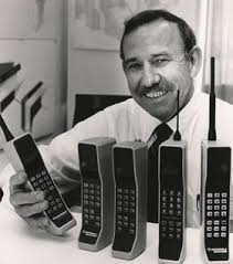 first motorola cell phone 1973. a wide range of mobile telephone services offered limited coverage area and only few available channels in urban areas. the introduction cellular first motorola cell phone 1973