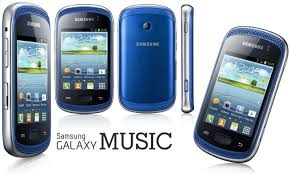 The Samsung Galaxy music now available ...