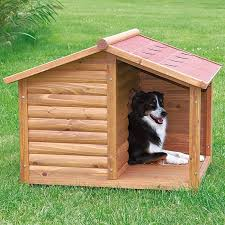 diy dog house plans for large dogs via pixel interiors