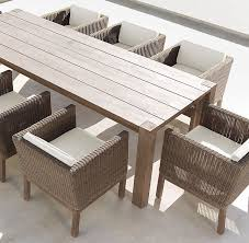 rh s parsons dining table since its