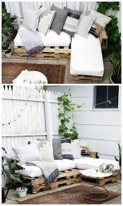 diy easy pallet sofa diy pallet sofa projects