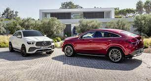 Always in the leading role: 2020 Mercedes Benz Gle Coupe Launches In The Uk Priced From 72 530 Carscoops