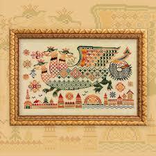 <b>Наборы</b> – Owlforest Embroidery