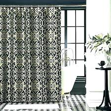 black and gold shower curtain set black and white shower curtain set black and white shower