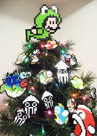 Mario Christmas Wreath Super Mario Christmas Wreath SuperSuper Mario Christmas Tree