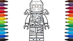 How to draw Lego Jay from Ninjago: Hunted - Season 9 - YouTube