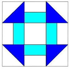 Barn Quilt Patterns Magnificent Hole In The Barn Door Quilt Block Find Out How With My Free Block