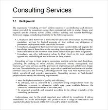 Technical Offer Sample Example Consulting Proposal Magdalene Project Org