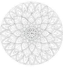 Free Printable Mandala Coloring Pages For Adults Pdf Easy Mandalas
