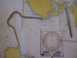 Sea Kayak Navigation Aid Pocket