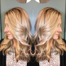 Dimensional Blonde Hair Color Highlights And