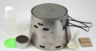 best backng stove system trail