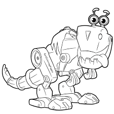 Small Picture Rusty Rivets Coloring Pages GetColoringPagescom