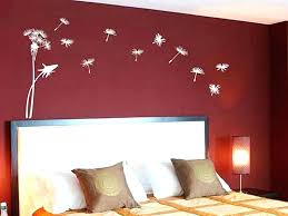 wall painting ideas for bedroom bedroom wall painting ideas pictures paint  patterns for gorgeous portrait red