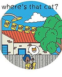 Amazon.com: Where's That Cat: kids bookcase (Traditional Chinese Edition)  eBook: Ford, Ida: Kindle Store
