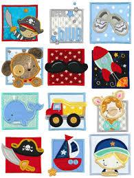 Little Boy Applique Designs Machine Embroidery Designs And Applique Designs Embroidery
