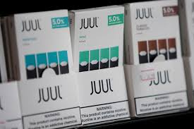 Juul Stock Market Chart Tiger Global Cuts Juuls Valuation By Half To 19 Billion