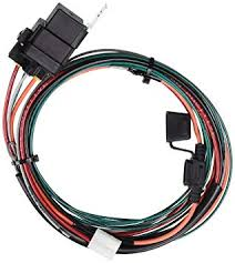 amazon com be cool 75021 electric radiator fan wiring harness kit 3 Speed Fan Switch Wiring Diagram be cool 75021 electric radiator fan wiring harness kit, turns on at 195 degrees and