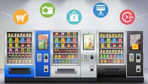 Vending Machine Size Gorgeous Smart Vending Machines Market Global Key Players Trends Share