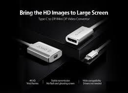 <b>ORICO Type</b>-<b>C to</b> DP Adapter Cable (<b>XC</b>-103-<b>SV</b>)